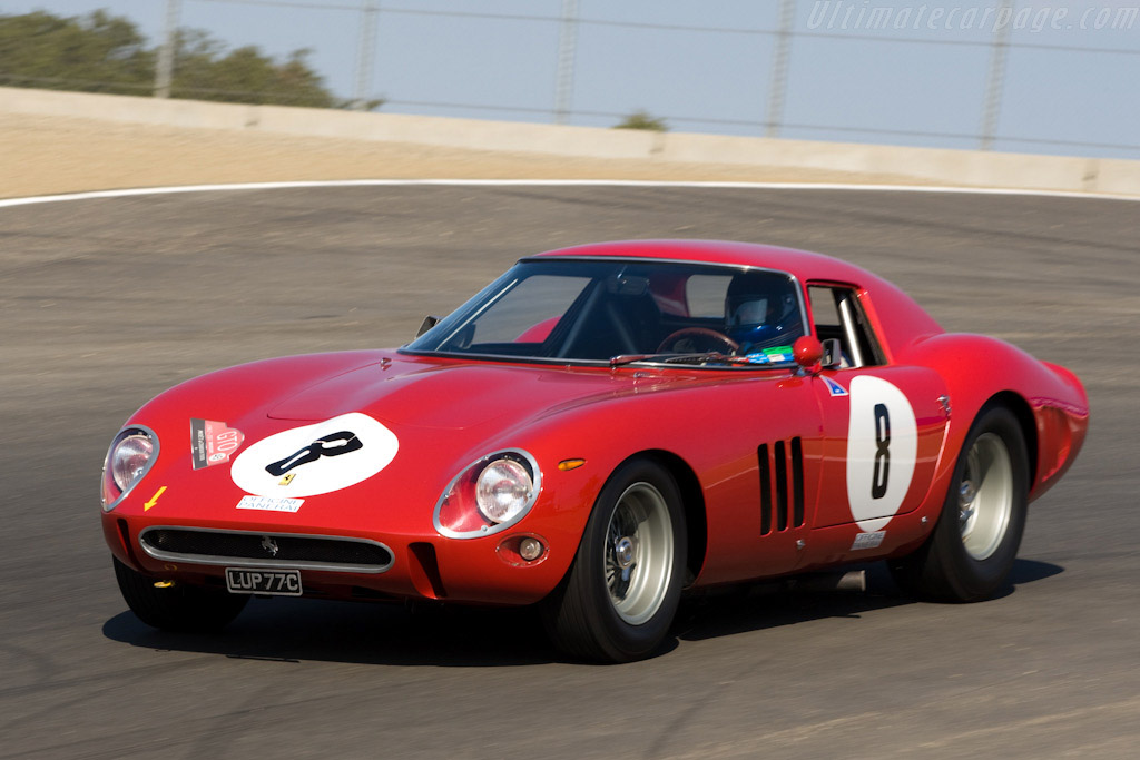 Ferrari 250 GTO Pininfarina Coupe - Chassis: 3413GT   - 2008 Monterey Historic Automobile Races