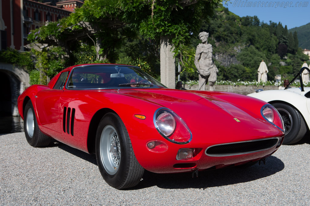Click here to open the Ferrari 250 GTO Pininfarina Coupe gallery