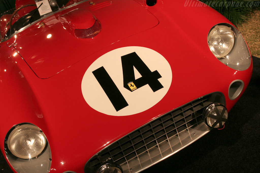Ferrari 290 MM Scaglietti Spyder - Chassis: 0628   - 2006 Palm Beach International, a Concours d'Elegance