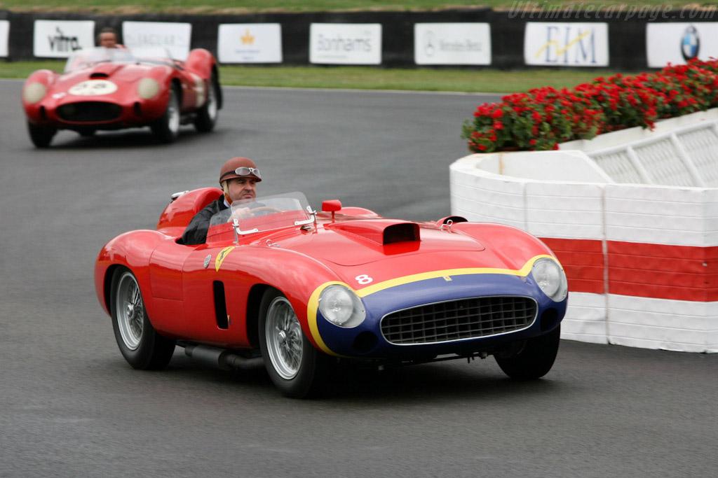 Ferrari 290 MM Scaglietti Spyder - Chassis: 0626   - 2006 Goodwood Revival