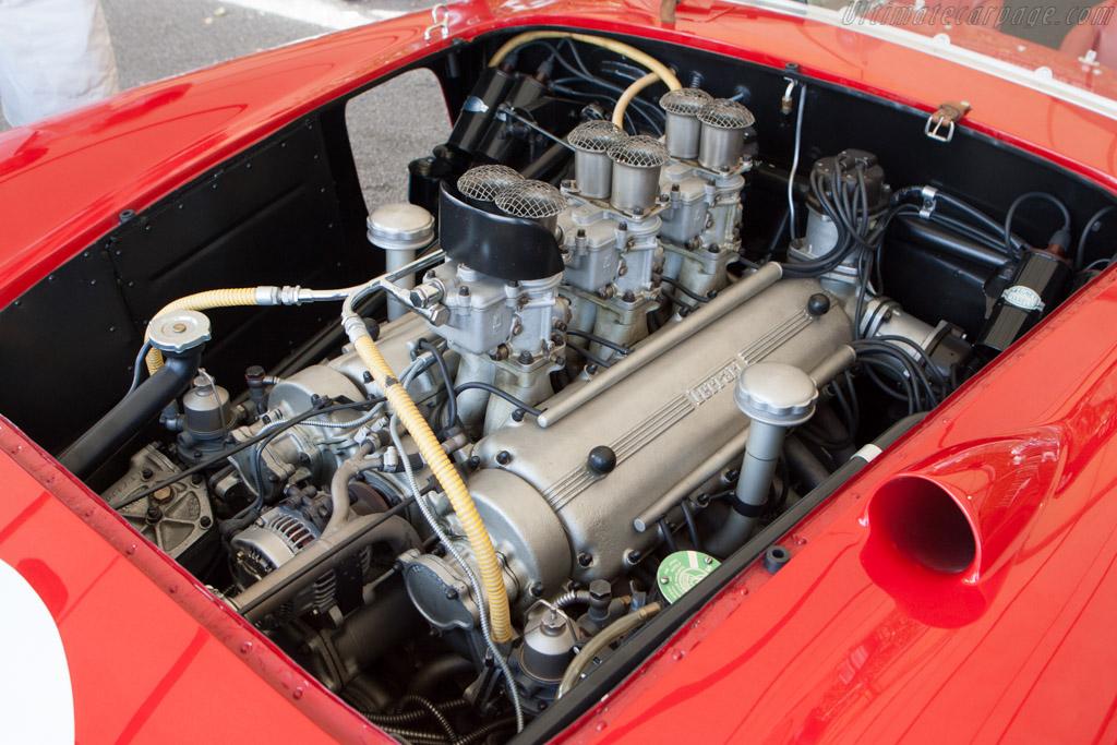 Ferrari 290 MM Scaglietti Spyder - Chassis: 0628   - 2011 Goodwood Revival