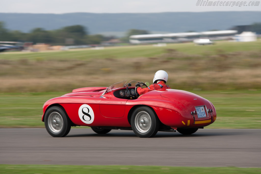 Ferrari 166 MM Touring Barchetta - Chassis: 0056M   - 2011 Goodwood Revival