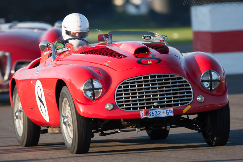 Ferrari 166 MM Touring Barchetta - Chassis: 0056M   - 2011 Goodwood Revival