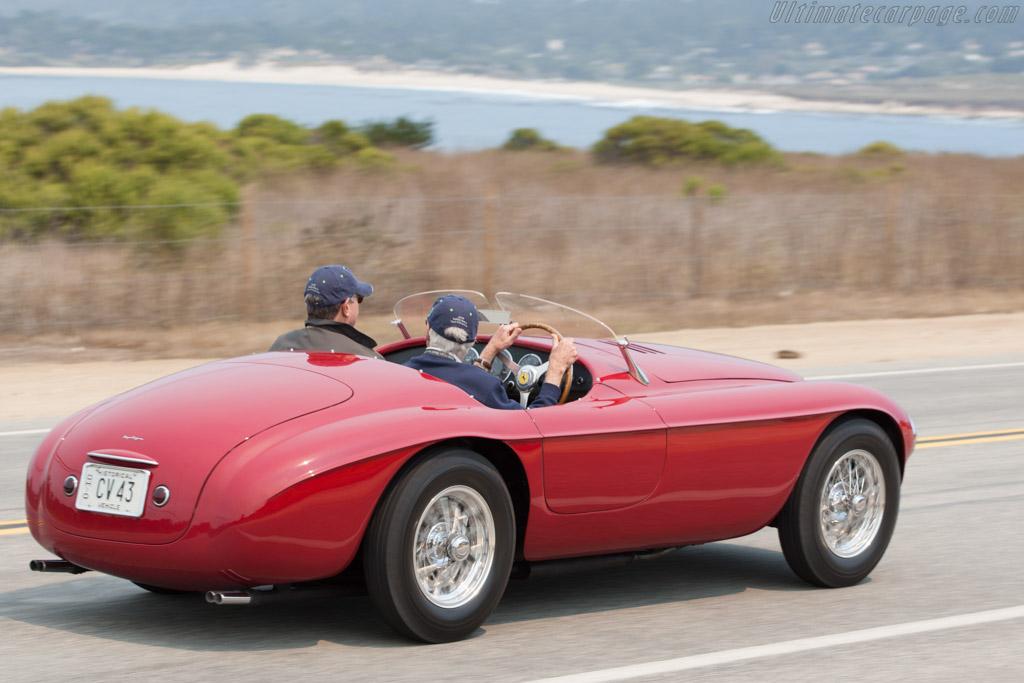 Ferrari 166 MM Touring Barchetta - Chassis: 0050M   - 2009 Pebble Beach Concours d'Elegance