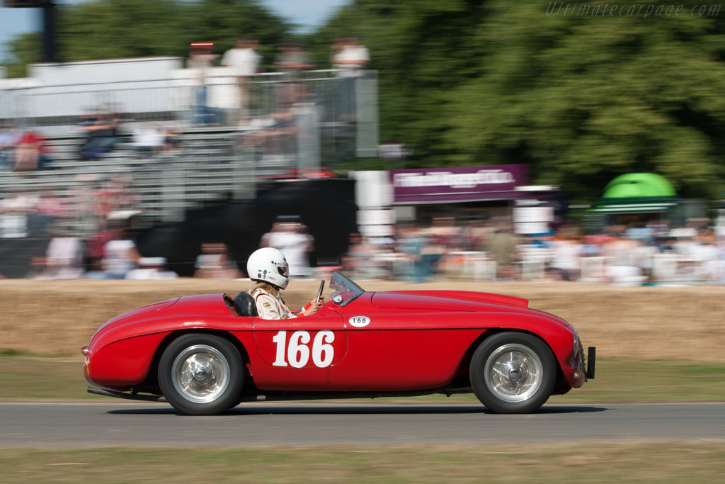 Ferrari 166 MM Touring Barchetta - Chassis: 0040M   - 2009 Goodwood Festival of Speed