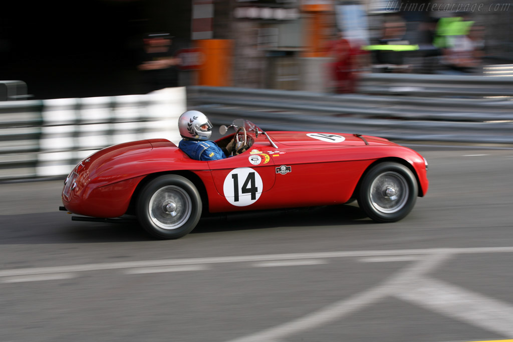 Ferrari 166 MM Touring Barchetta - Chassis: 0034M   - 2006 Monaco Historic Grand Prix