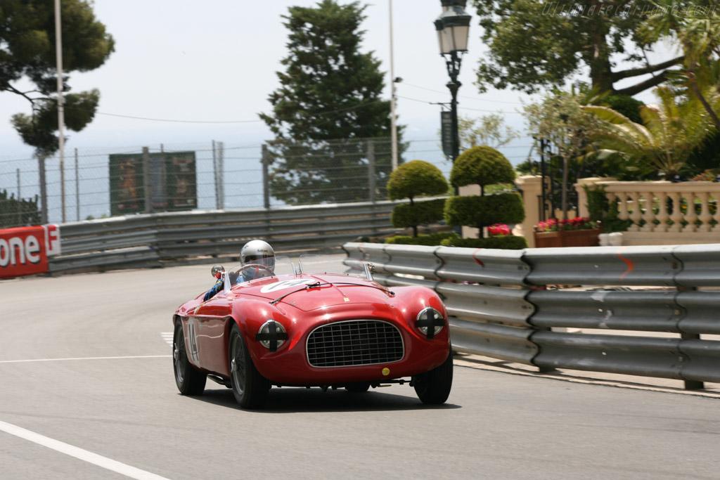 Ferrari 166 MM Touring Barchetta - Chassis: 0034M   - 2006 Monaco Historic Grand Prix