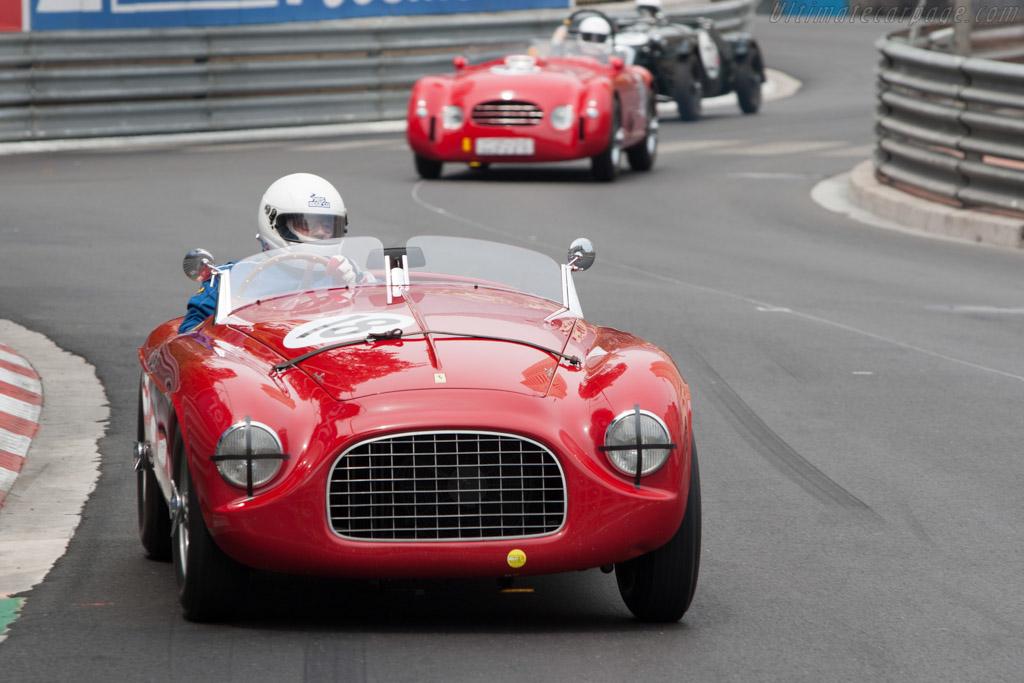 Ferrari 166 MM Touring Barchetta - Chassis: 0034M   - 2010 Monaco Historic Grand Prix