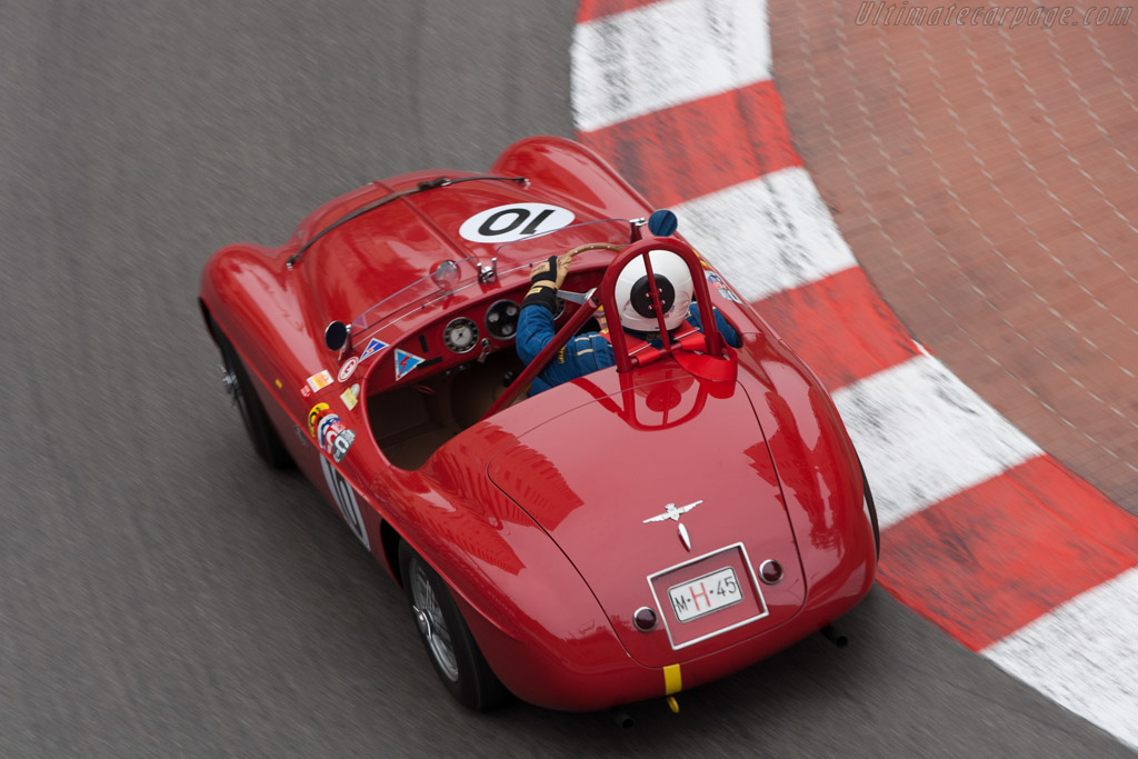 Ferrari 166 MM Touring Barchetta - Chassis: 0034M   - 2012 Monaco Historic Grand Prix