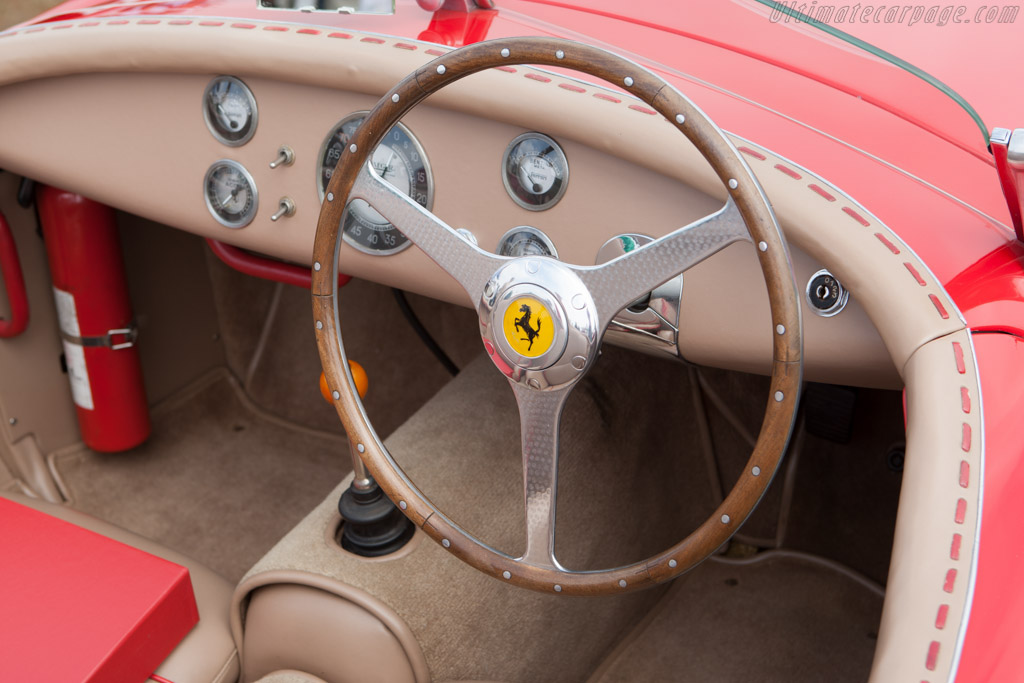 Ferrari 166 MM Touring Barchetta - Chassis: 0022M   - 2009 Pebble Beach Concours d'Elegance