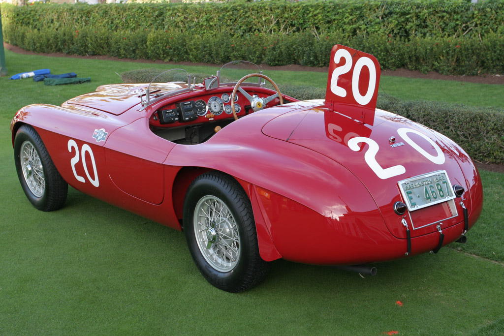 Ferrari 166 MM Touring Barchetta - Chassis: 0010M   - 2006 Cavallino Classic