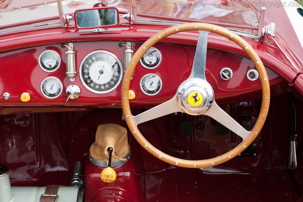 Ferrari 166 MM Touring Barchetta - Chassis: 0008M   - 2009 Pebble Beach Concours d'Elegance