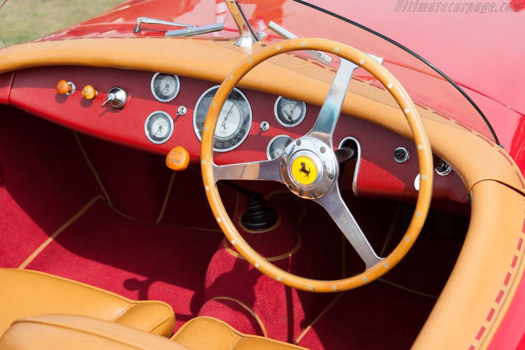 Ferrari 166 MM Touring Barchetta - Chassis: 0002M   - 2009 Pebble Beach Concours d'Elegance