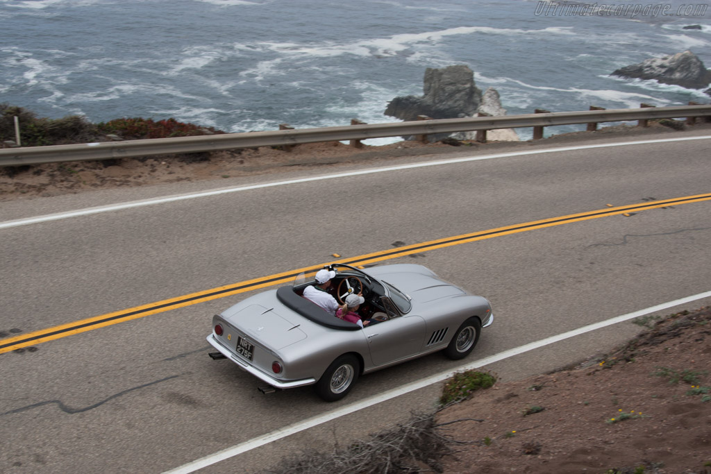 Ferrari 275 GTB/4 Nart Spyder - Chassis: 10749   - 2014 Pebble Beach Concours d'Elegance