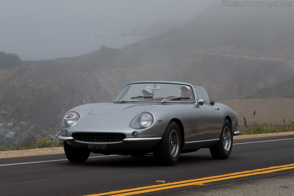 Click here to open the Ferrari 275 GTB/4 Nart Spyder gallery
