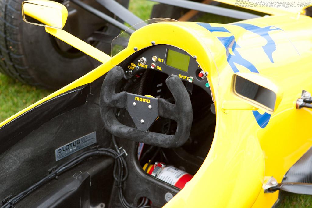 Lotus 102 Lamborghini - Chassis: 102/4   - 2011 Goodwood Festival of Speed