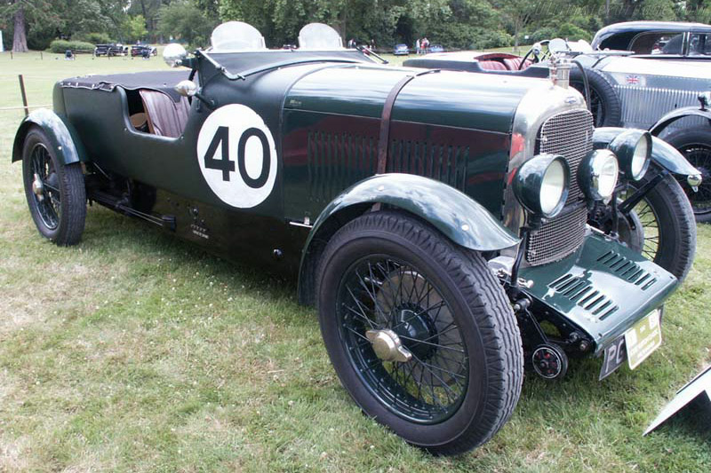 Click here to open the Lagonda 2 Litre 'Double 12' gallery