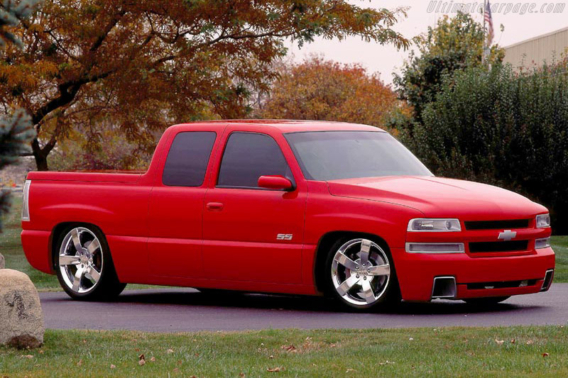 Click here to open the Chevrolet Silverado SS Concept gallery