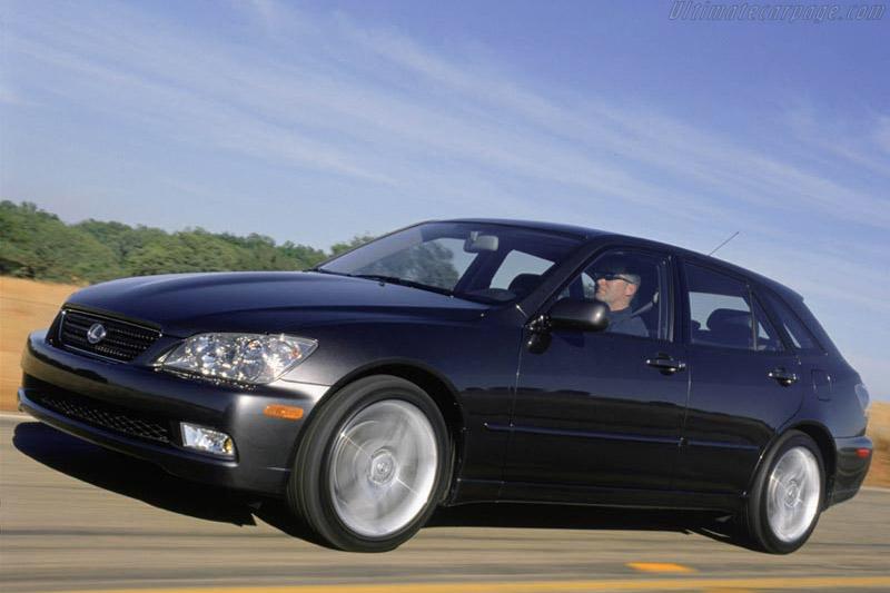 Lexus Is 300 Sportcross