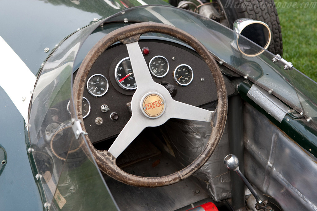 Cooper T51 Climax - Chassis: F2-23A-58   - 2009 Amelia Island Concours d'Elegance