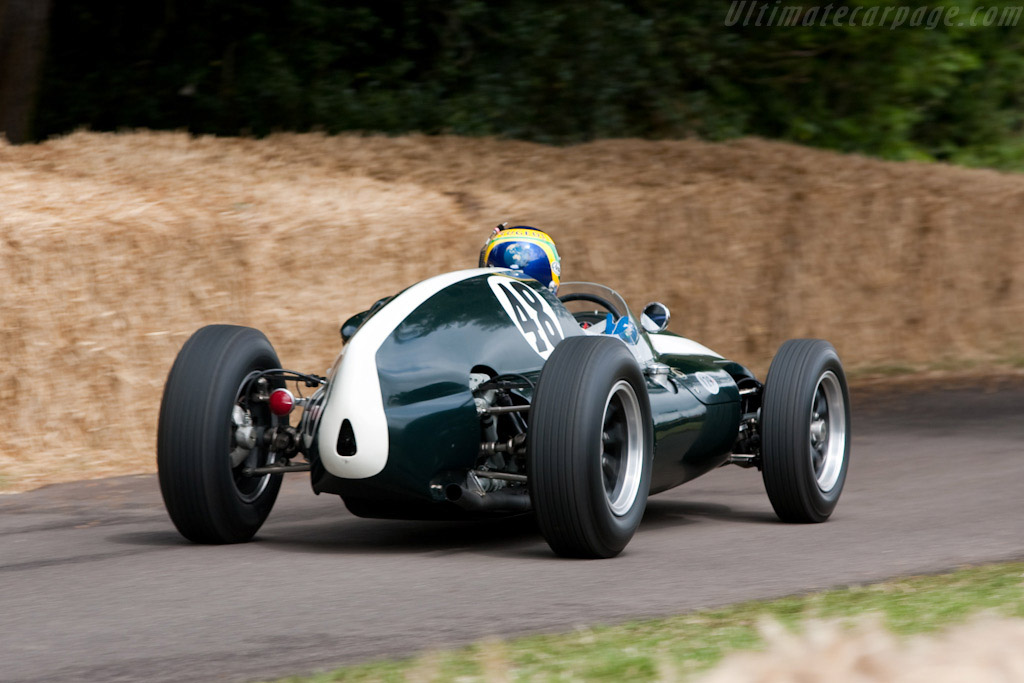 Cooper T51 Climax - Chassis: F2-23-59   - 2009 Goodwood Festival of Speed