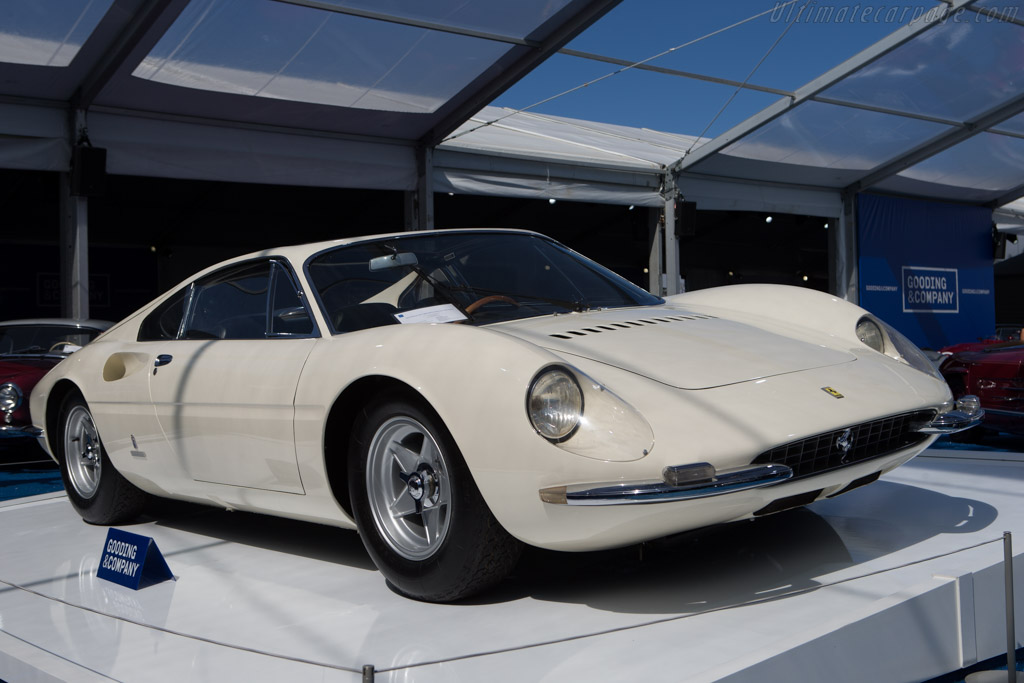 1966 Ferrari 365 P Pininfarina Tre Posti Speciale - Images, Specifications and Information