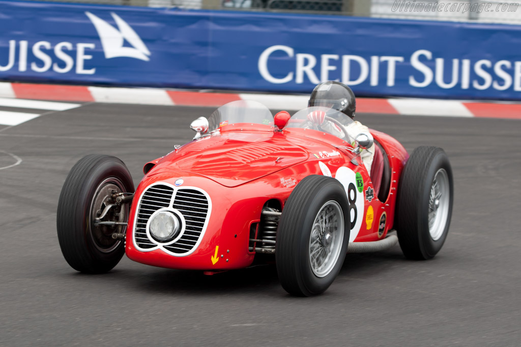 1947 1952 Maserati A6gcs Images Specifications And
