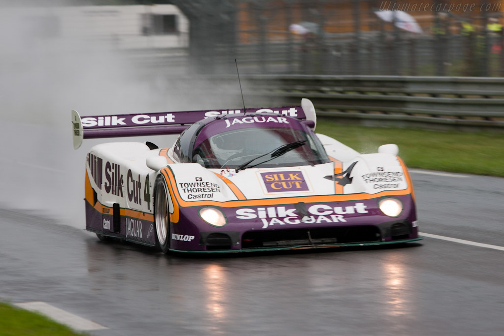 1987 Jaguar XJR-8 - Images, Specifications and Information