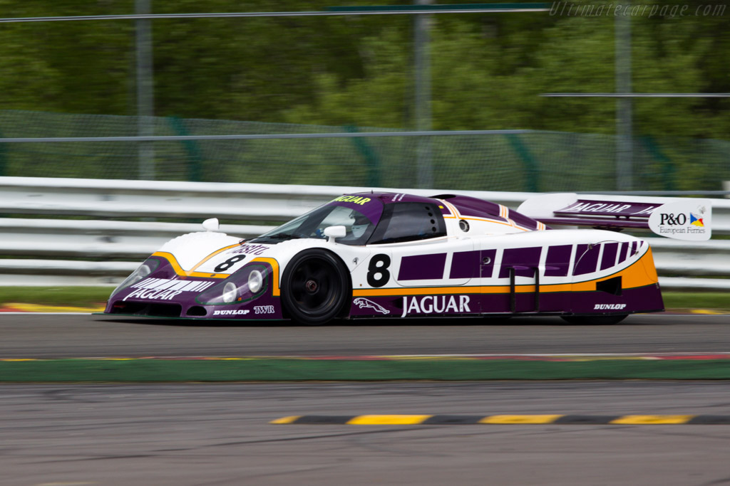 Jaguar XJR-8 - Chassis: J12-C-187   - 2013 Spa Classic