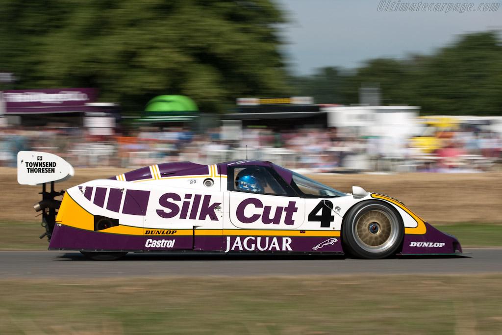 Jaguar XJR-8 - Chassis: J12-C-287   - 2009 Goodwood Festival of Speed