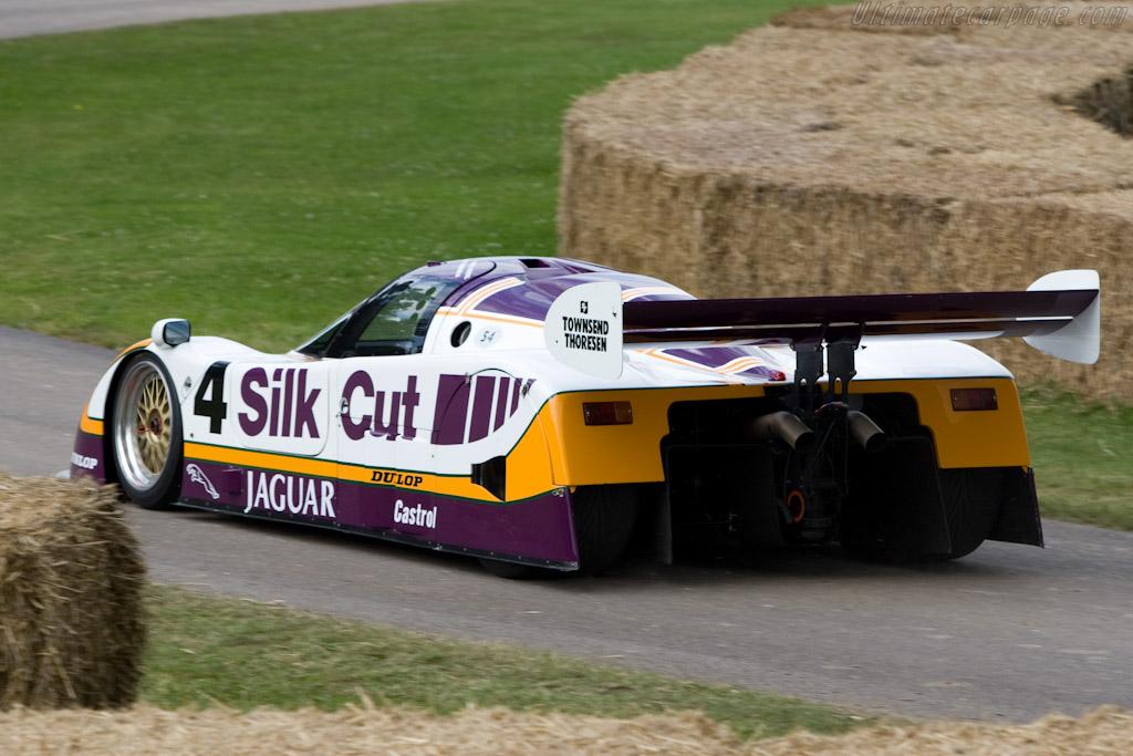 Jaguar XJR-8 - Chassis: J12-C-287   - 2008 Goodwood Festival of Speed