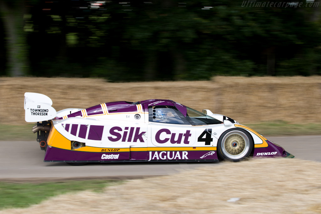 Jaguar XJR-8 - Chassis: J12-C-287   - 2008 Goodwood Festival of Speed