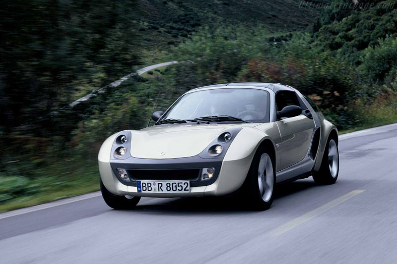 Click here to open the Smart Roadster-Coupe gallery