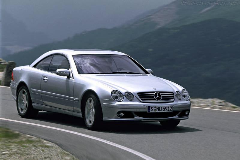 Mercedes benz cl 600 for Cl600 mercedes benz