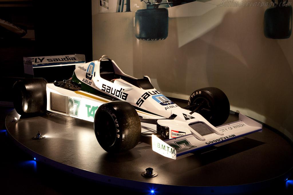 Re: Williams F1 Team