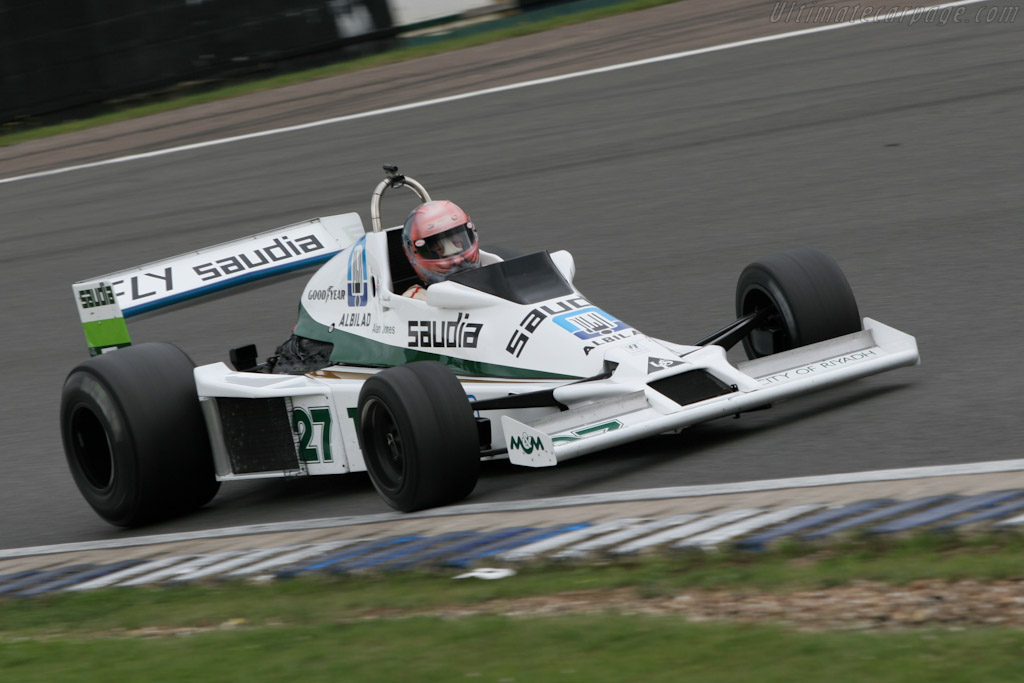 Williams FW06 Cosworth - Chassis: FW06/04   - 2005 Silverstone Classic