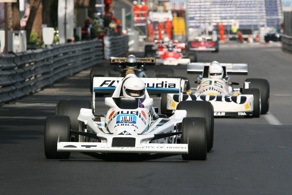 Williams FW06 Cosworth - Chassis: FW06/03   - 2006 Monaco Historic Grand Prix