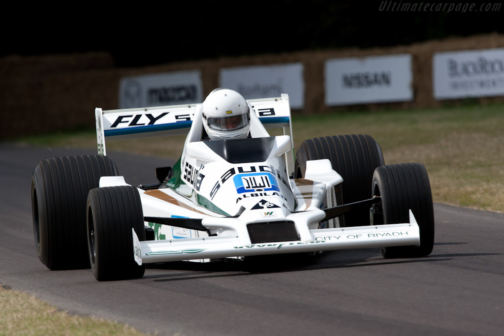 Williams FW06 Cosworth - Chassis: FW06/03   - 2009 Goodwood Festival of Speed
