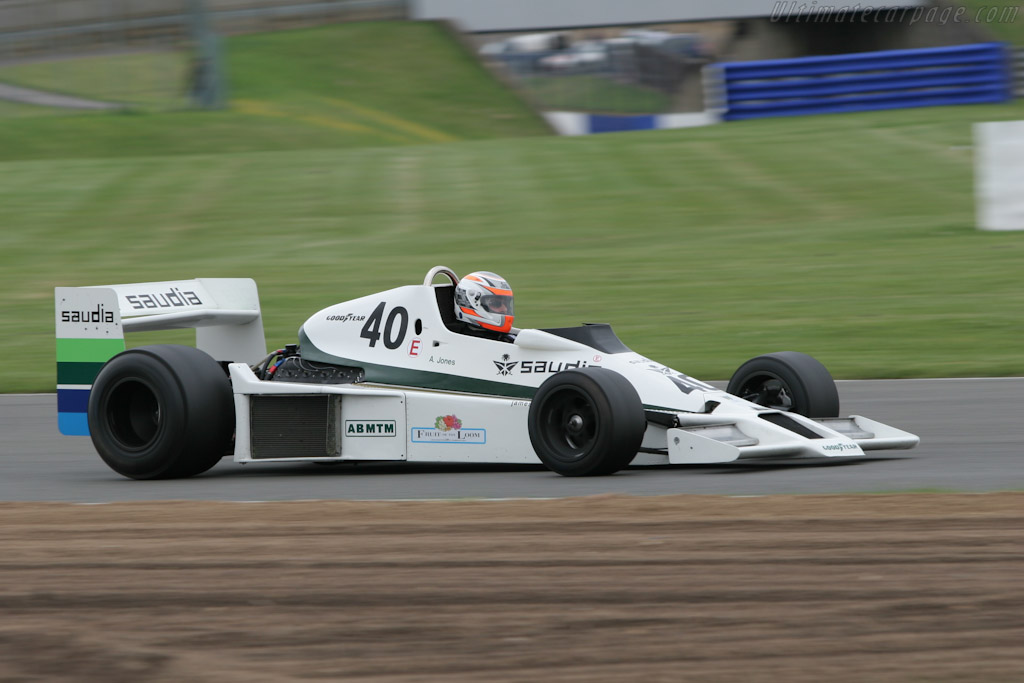 Williams FW06 Cosworth - Chassis: FW06/02   - 2005 Silverstone Classic