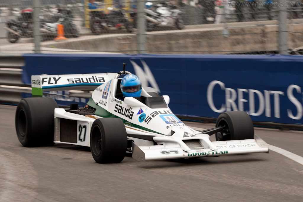Williams FW06 Cosworth - Chassis: FW06/02   - 2010 Monaco Historic Grand Prix