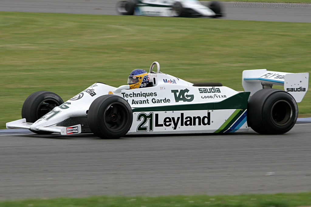 Click here to open the Williams FW07C Cosworth gallery