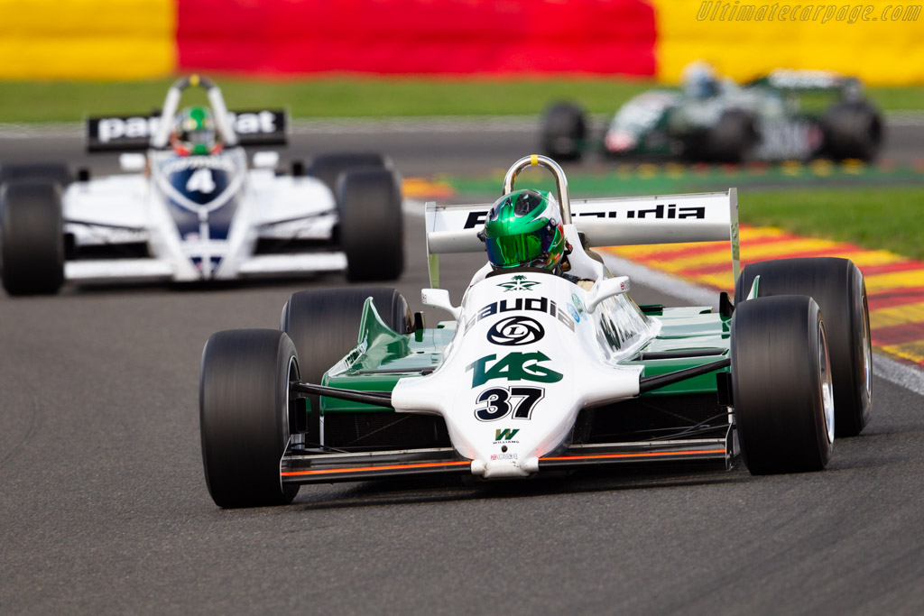 Williams FW07C Cosworth - Chassis: FW07C/11   - 2018 Spa Six Hours
