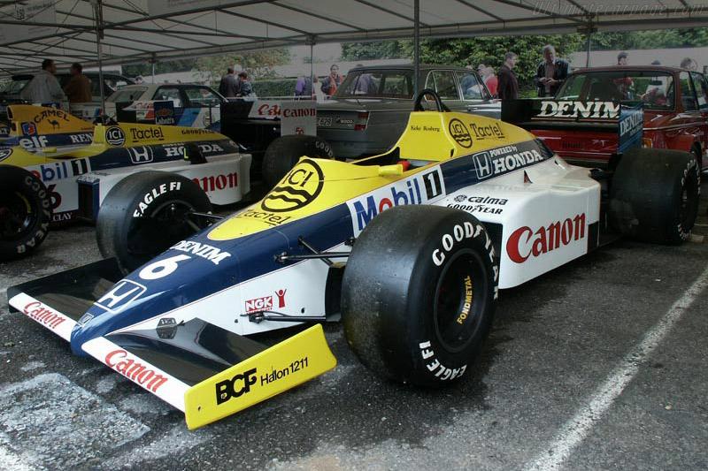 Williams FW10B Honda