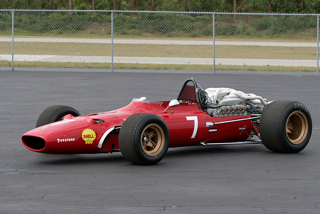 Ferrari 312/67 F1 - Chassis: 0007   - 2006 Cavallino Classic