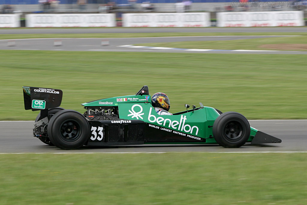 Tyrrell 012 Cosworth - Chassis: 012/1   - 2005 Silverstone Classic
