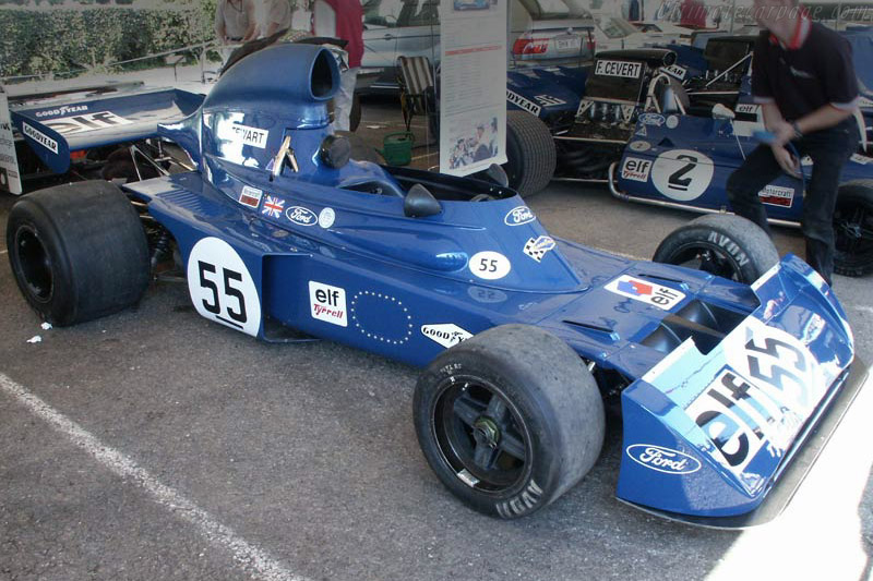 1972 Tyrrell 005 Cosworth Images Specifications And