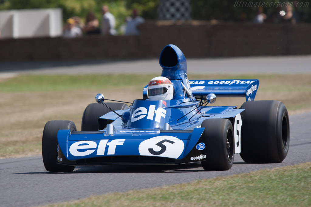 Tyrrell 006 Cosworth - Chassis: 006/2   - 2010 Goodwood Festival of Speed