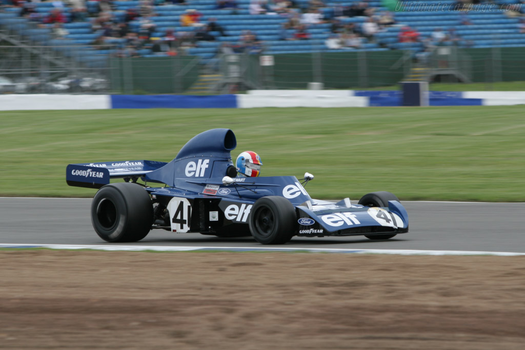 Tyrrell 006 Cosworth - Chassis: 006   - 2005 Silverstone Classic