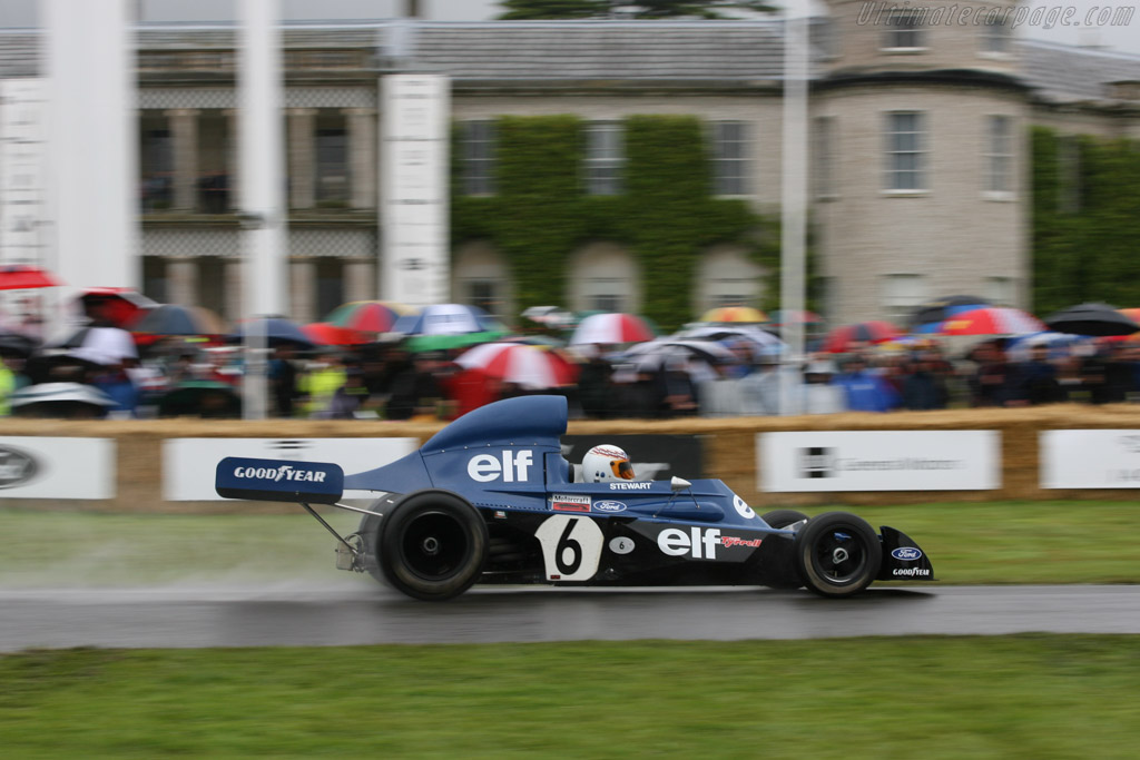 Tyrrell 006 Cosworth - Chassis: 006   - 2007 Goodwood Festival of Speed