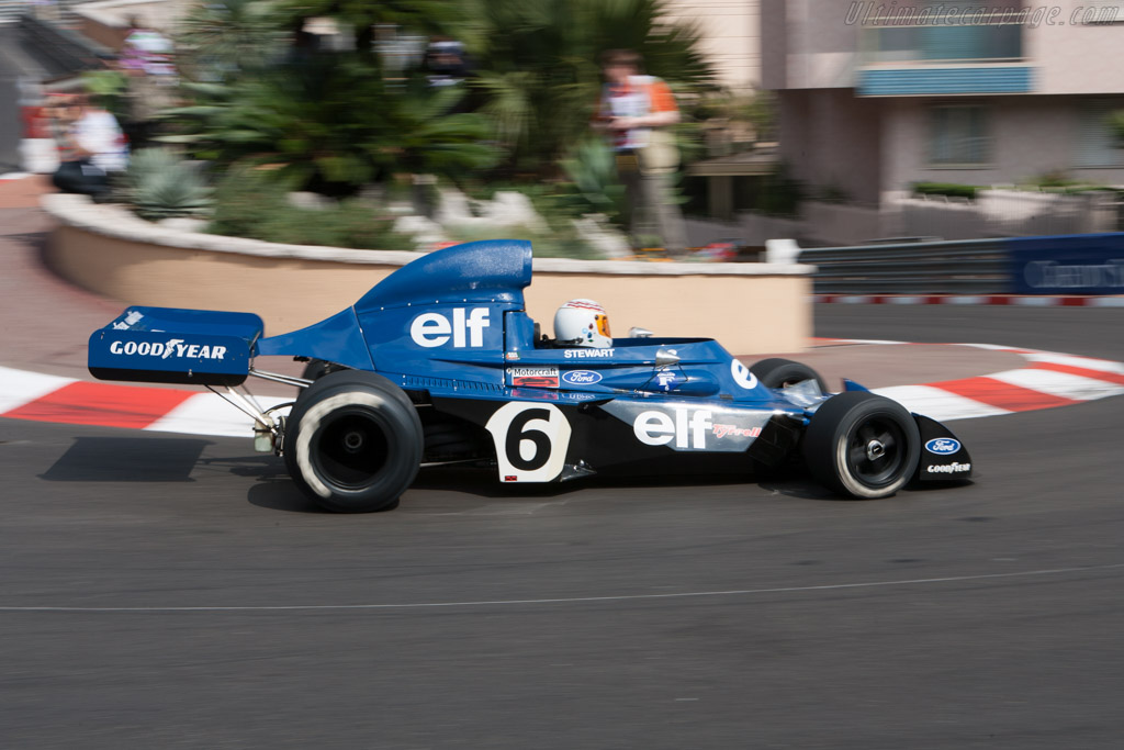 Tyrrell 006 Cosworth - Chassis: 006   - 2010 Monaco Historic Grand Prix
